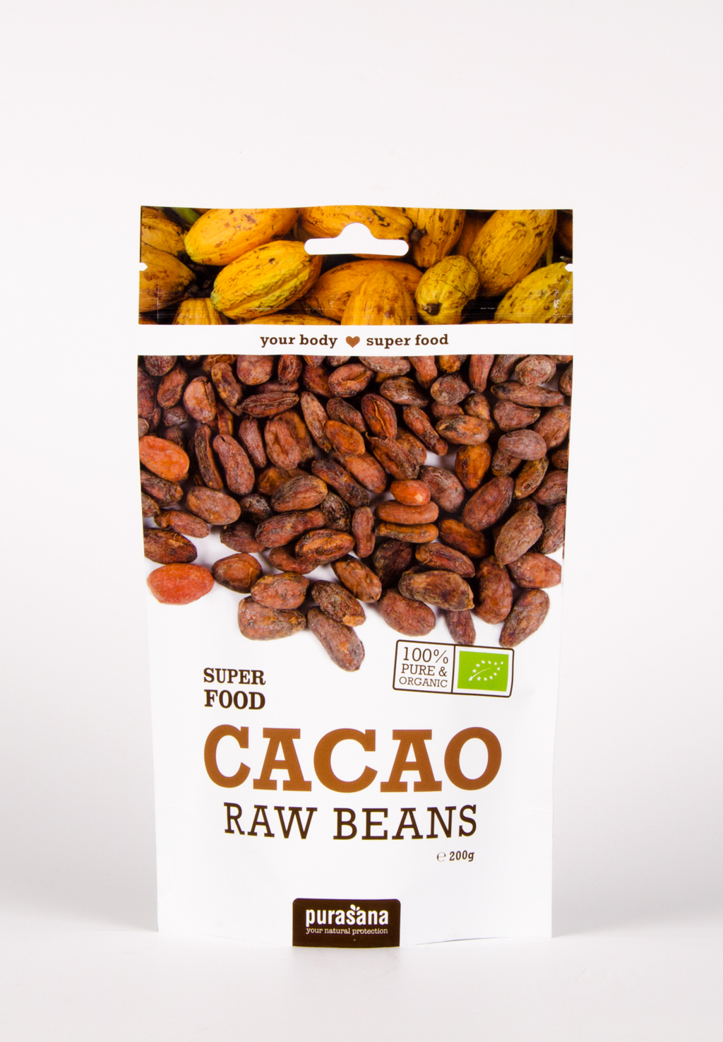 CACAO BEANS FRONT