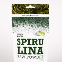 SPIRULINA POWDER FRONT