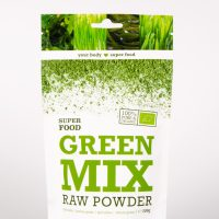 GREEN MIX FRONT